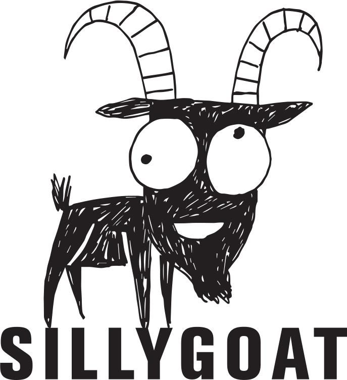 SillyGoatHolds